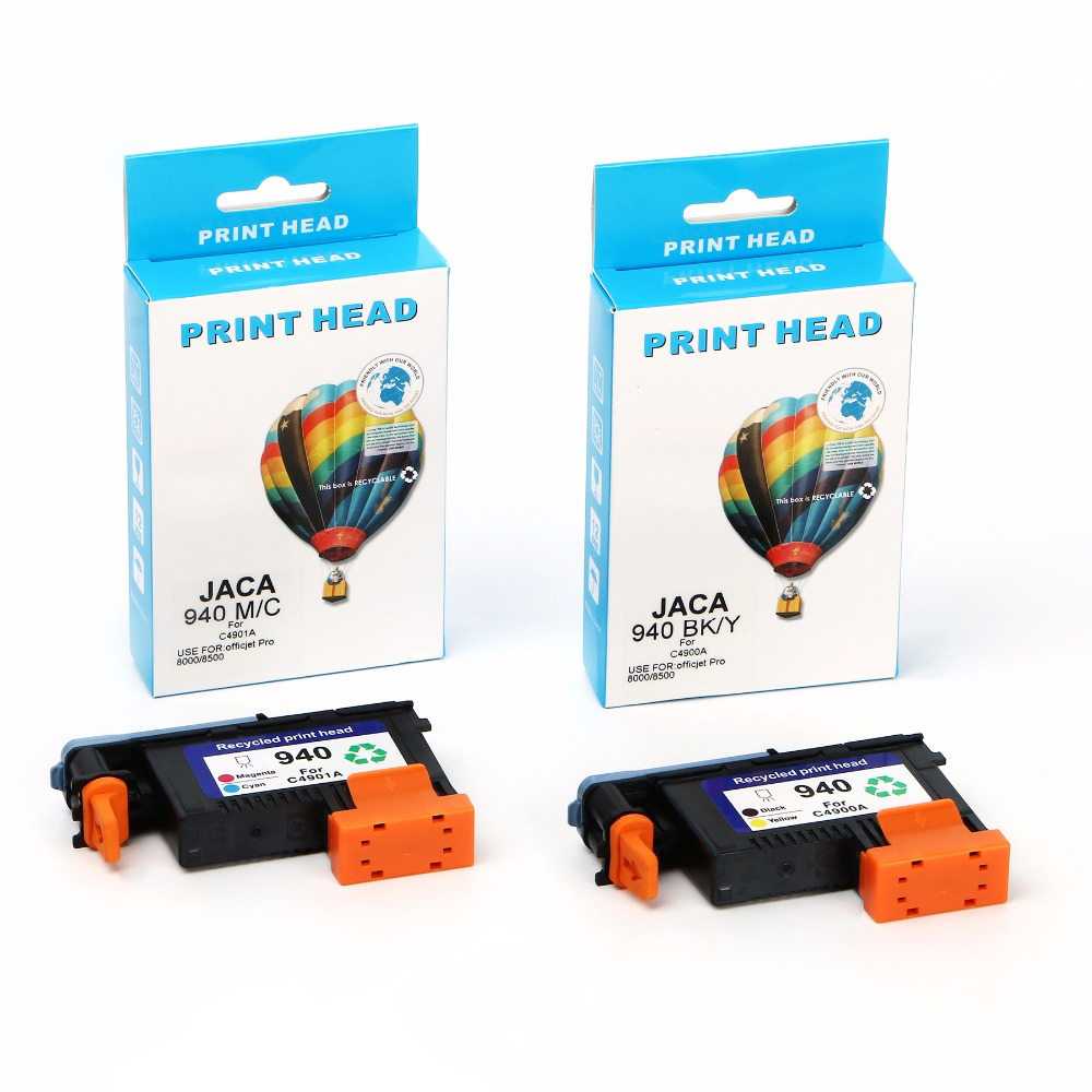 где купить  JACA Wholesale Printhead for HP940 (Black&Yellow) Printhead for HP940 for HP 8000/8500 printer  дешево