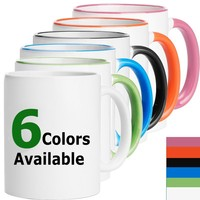 11oz OCD Obsessive Christmas Disorder Funny X-Mas Mug Coffee Mug Tea Cup 1