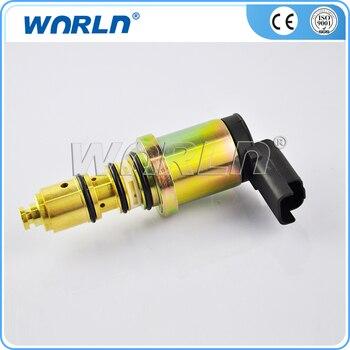 السيارات ac التحكم الكهربائي صمام 7C161302F/7C16 ضاغط صمام لبيجو 307/308/407/607 سيتروين c4/c5/c6/بيرلينجو 9671350880