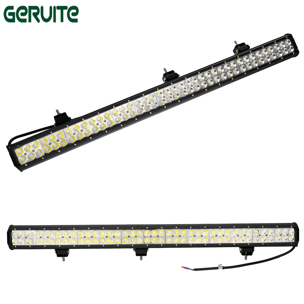 1 Pieces 23400LM 234W 78 x 3W Car LED Light Bar as Work light Cold White Spot Light for Boating Hunting Fishing