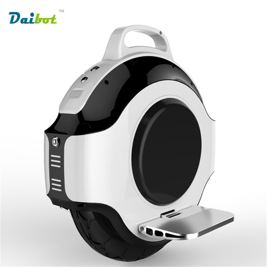 Electric Unicycle One wheel Bluetooth font b Hoverboard b font Electric Scooter Single Wheel Monowheel Self