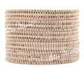 Lotus mann rose gold fresh 5 circle self-shade bracelet