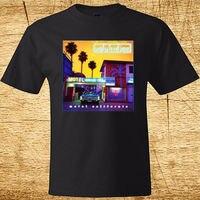Ugly Kid Joe Motel California Rock Band Legend Men S Black T Shirt Size S 2XL