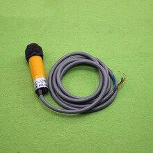 E18-D50NK диффузный тип отражения инфракрасный датчик избегания препятствий фотоэлектрический переключатель DC NPN нормально открытый(D4A3