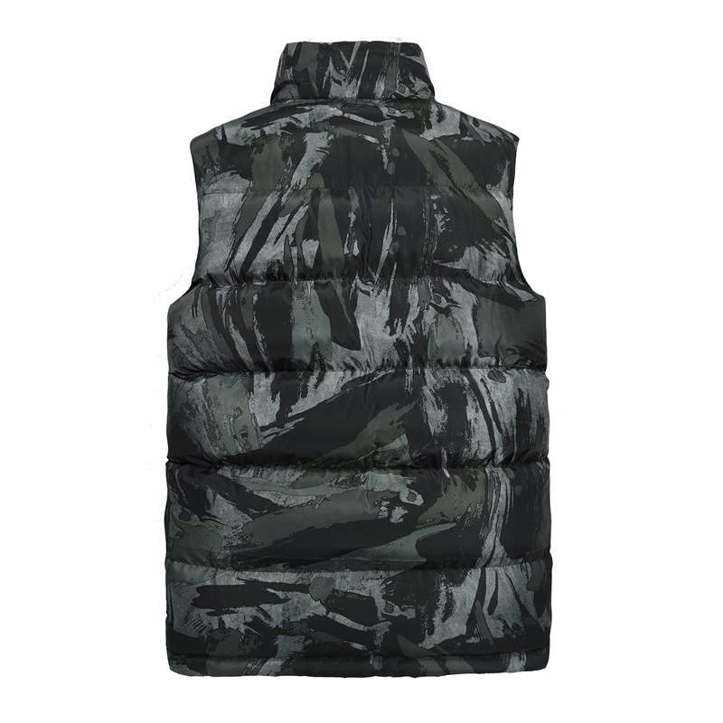 Men\`s Camouflage Vest Winter Sleeveless Casual Outwear Jacket Camo Slim Fit Waistcoat Male Clothing Plus Size M-5XL Chaleco (3)