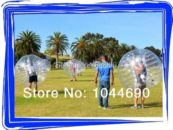 New Fashionable style durable buddy bubble ball soccer bubble