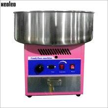 Xeoleo gas cotton candy machine candy floss machine Gas Floss Maker