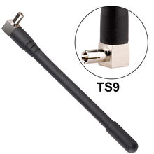 3G 4G LTE 3DBI Antenne TS9 CRC9 Mannelijke Connector voor Huawei E5573 E5372 E5377 E8372 Router(China)