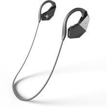 Écouteurs IPX8 Étanche Bluetooth Écouteurs sans fil de Sport Casque casque TF Carte Lecteur Mp3 Stéréo Intra-auriculaires pour Téléphone Intelligent