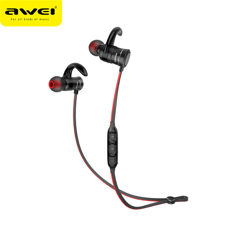 AK5 Sport Bluetooth Earphone Wireless In-ear Earphones With Magnetic Headset Bluetooth Earphone for Iphone huawei xiaomi samsung new dacom carkit mini bluetooth headset wireless earphone mic with usb car charger for iphone airpods android huawei smartphone
