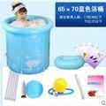 65 x 70 см толщиной ванны, Надувной ванна без крышки, Взрослых ванны бассейна, Дети ванна