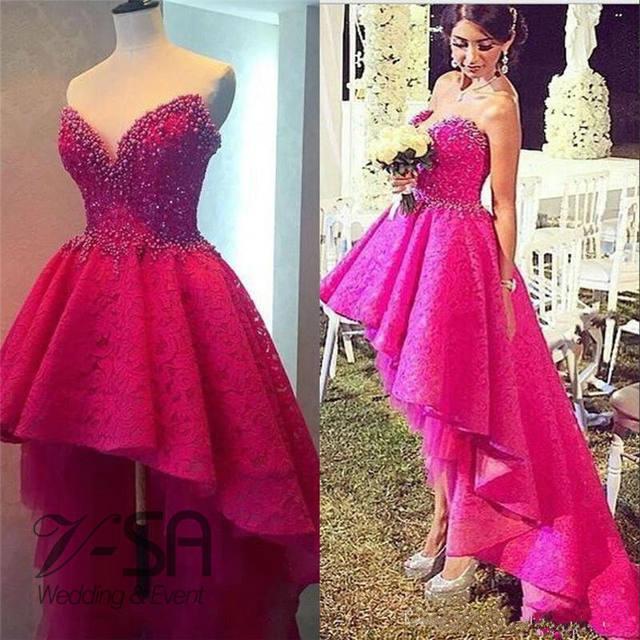 Moderno Vestidos De Fiesta De Color Rosa Uk Patrón - Ideas de ...