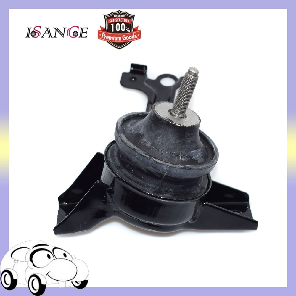 ISANCE Engine Front Right Motor Mount 21810 2C300 For Hyundai 2 0L Tiburon 2003 2008 Elantra