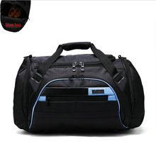 Large Gym Bags For Men Waterproof Sport Traveling Women Bag With Shoe Compartment Sac Outdoor Weekender Duffel