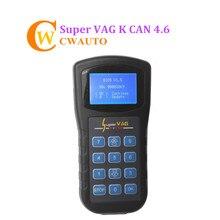 SUPER VAG K + CAN 4,6 для Mercedes-Benz V W ключевой программист и Поддержка коррекции одометра