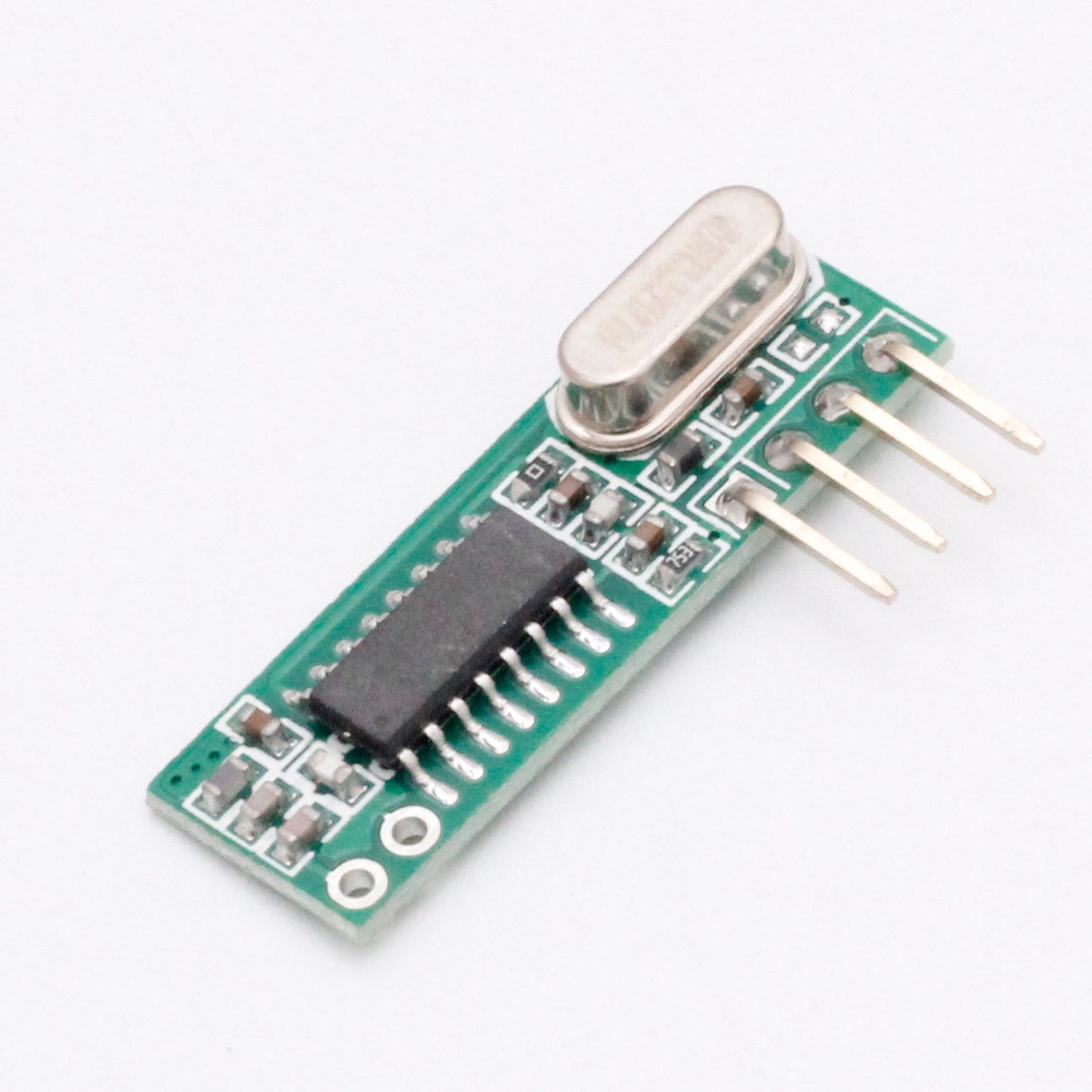 433Mhz Superheterodyne Wireless Receiver ASK for Arduino