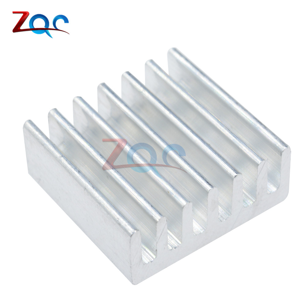 10PCS 20*20*6mm High Quality Aluminum Heat Sink for LED Power Memory Chip IC