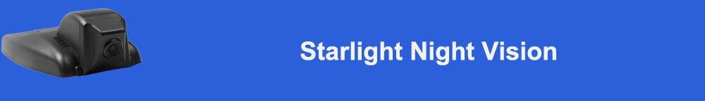starlight night vision