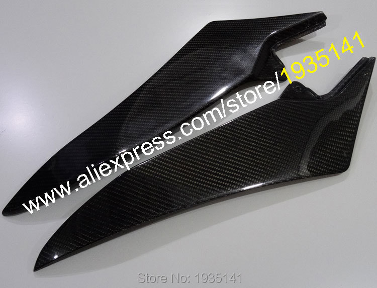 Hot sales carbon fiber tank tank side covers panels for Yamaha r1 carbon fiber parts