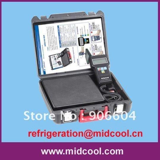 eletronic refrigerant charging scale RCS-7040  цены