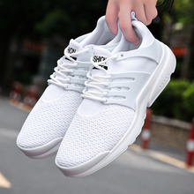 Men Shoes 2019 New Man Casual Fashionl Sneakers Lace-up Vulcanize Comfortable  Flat