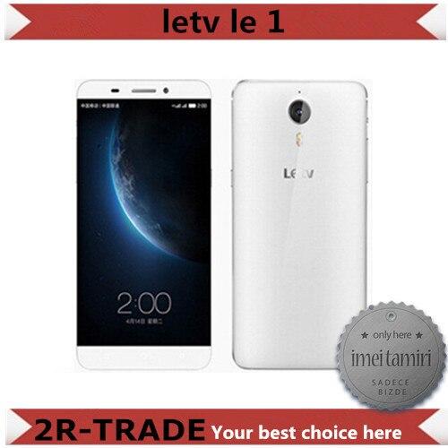 100% Original Letv One Le1 MTK6795 Helio X10 Octa Core 5.5 Inch Android 5.0 Smartphone LTE 4G 1920*1080P 13.0MP 3GB RAM 32GB ROM