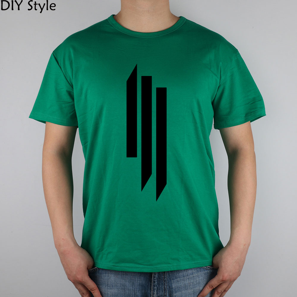 ART <font><b>SKRILLEX</b></font> <font><b>T</b></font>-<font><b>shirt</b></font> cotton Lycra top 11015 Fashion Brand <font><b>t</b></font> <font><b>shirt</b></font> men new image