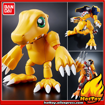 "100% Original BANDAI Tamashii Nations Digivolving Spirits 01 Action Figure - Wargreymon from ""Digimon Adventure"""