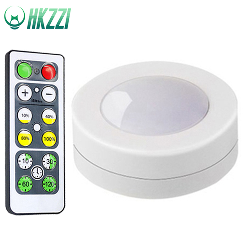 Hkzzi Wireless Dimmable Touch Sensor Led Night Lamps Under