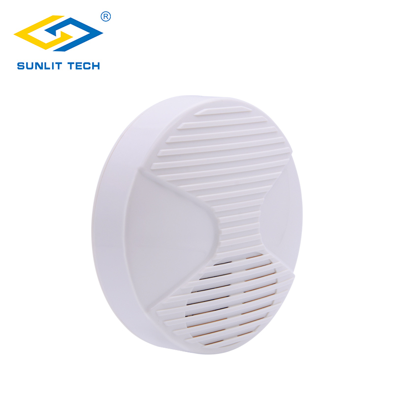 12V Mini Wired Indoor Siren Alarm 110dB Wired Hooter Sirene Alarme For Home Security Sound Alarm Horn Strobe Alter System