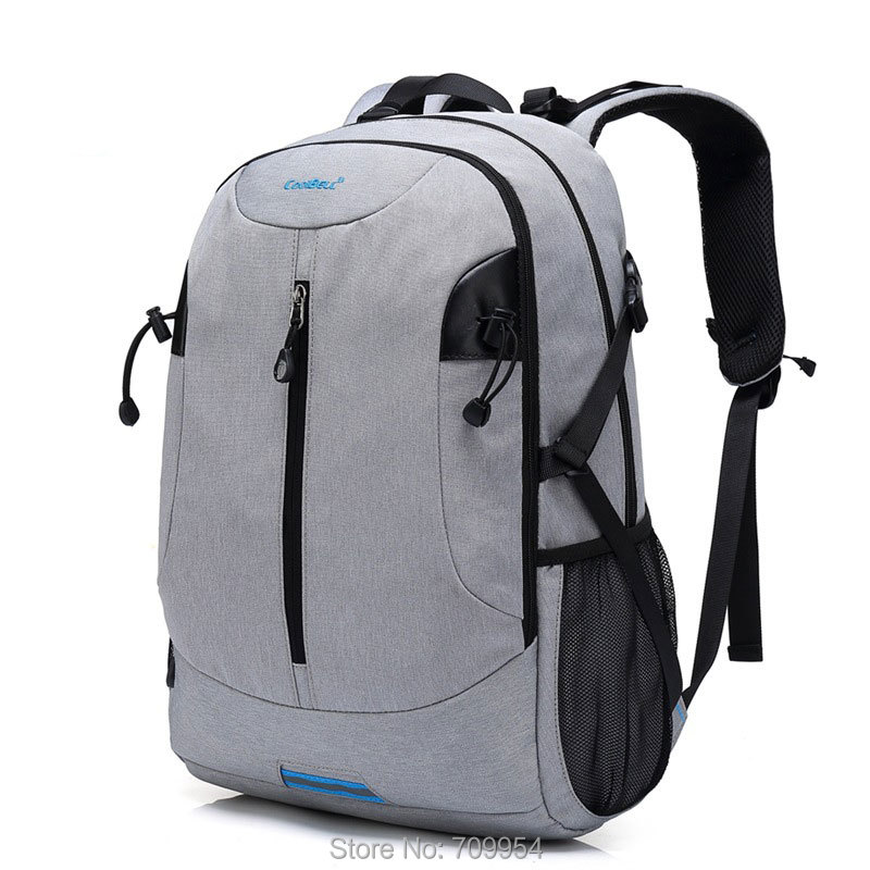 """Notebook Backpack Laptop Bag 15""""15.6"""" Casual Trip Pouch Cover For Macbook Dell Sony-in Laptop Bags & Cases from Computer & Office    1"""