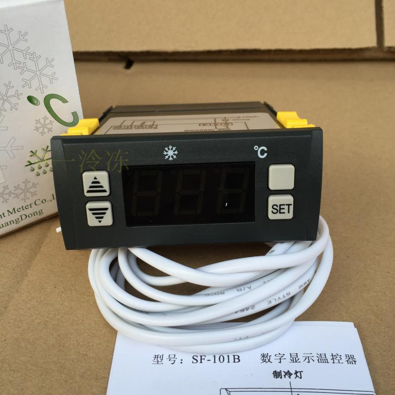 SF-101B electronic thermostat high-power 30A temperature controller for single refrigeration taie fy400 thermostat temperature control table fy400 101000 electronic temperature controller