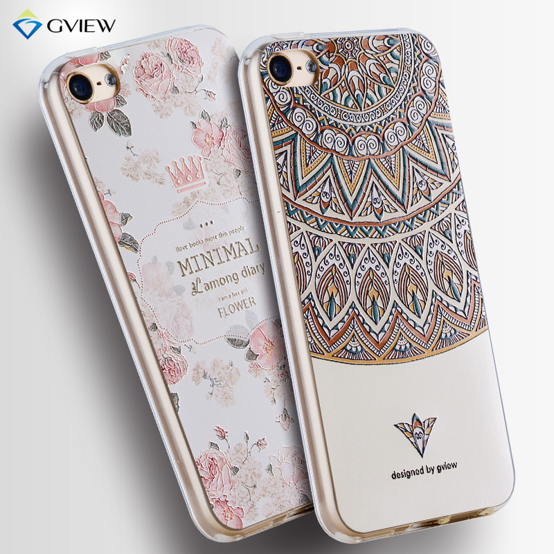 size 40 47e13 1d7f9 US $7.99 |For apple ipod touch 5/6 case high quality Painted 3D relief case  cover cartoon soft silicone shell Free shipping on Aliexpress.com | ...