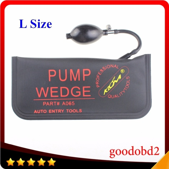 Inflatable Air Wedge Diagnostic Tool Airbag Auto Pump Locksmith Lock Pick Set