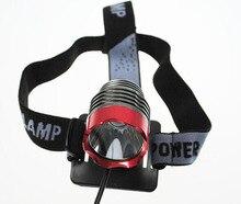 VICMAX 2000 Lumen XM-L T6 LED Bicycle Bike Headlamp HeadLight Lamp Flashlight Light With 8.4v battery & Charger