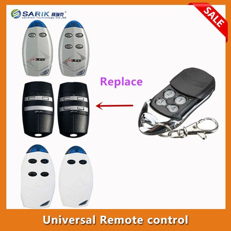 5PCS LIFE FIDO2 FIDO4 VIP2 VIP4 VIP2R VIP4R STAR2 STAR4 BRAVO2 BRAVO4 replacement remote control high