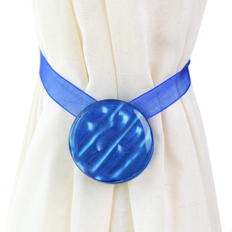 Curtain Tie backs Decorative Accessories Magnetic Curtain Clip Tiebacks Window cloth Buckle Holdbacks Fashion Home Dcor