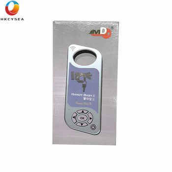 JMD Handy Baby 2 Auto Key Tool for 4D/46/48/G King Red Chip Remote Generator Handy Baby2 English/Spanish/Portugues/Russian