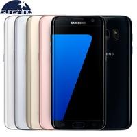 Original Samsung Galaxy S7 Edge 4G LTE Mobile Phone 5 5 Inch 12 0 MP Octa