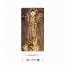 Fast Ship Wood grain 5.5″For Lenovo ZUK Edge Snapdragon 821 Case Cover Case Case Hard PC For ZUK Z2151 Back Cover Phone Case