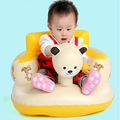 High quality PVC material baby Infant feeding chair/children chair/kids cadeira Baby inflatable sofa