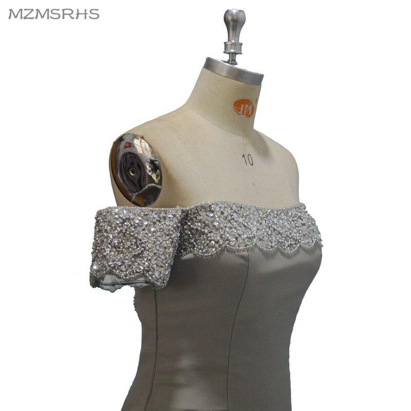 Abendkleid MZMSRHS elegantes geöffnetes rückseitiges - Kleider für besondere Anlässe - Foto 6