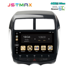 10.2″Car 2Din Android 8.0 GPS for Mitsubishi ASX Citroen C4 autoradio navigation headunit multimedia 4Gb+32Gb Android PX5 8-Core