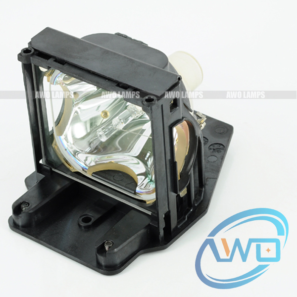 Free shipping !  SP-LAMP-012 Compatible projector lamp with housing for INFOCUS LP820/815;ASK C410/C420,PROXIMA DP8200X