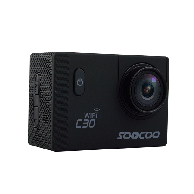 SOOCOO C30 / C30R Action Camera 4K Gyro Wifi Adjustable Viewing angle 170 Degrees 2.0 LCD NTK96660 30M go Waterproof pro Camera