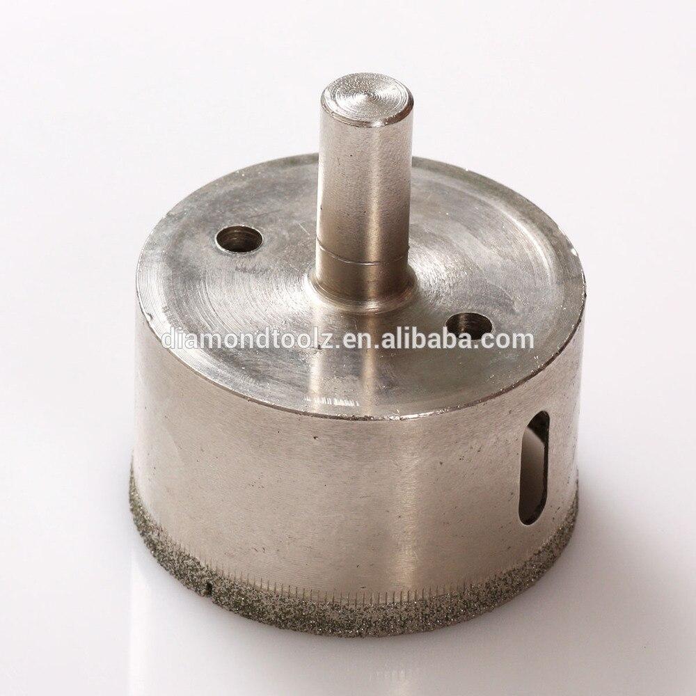 Talentool 80mm deimantinių skylių gręžtuvas Diamond Glass Core - Grąžtas - Nuotrauka 3