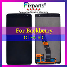 For Blackberry Dtek60 LCD Dtek 60 Display Touch Screen Digitizer Assembly Replacement Parts For 5.5