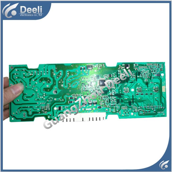 все цены на 95% new Original good working for SIEMENS washing machine WM07X060TI motherboard computer board good working онлайн