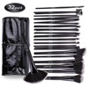 NEW Professional Makeup Brushes 32 Pcs Cosmetic Kit Eyebrow Blush Foundation Powder Make Up Brush With