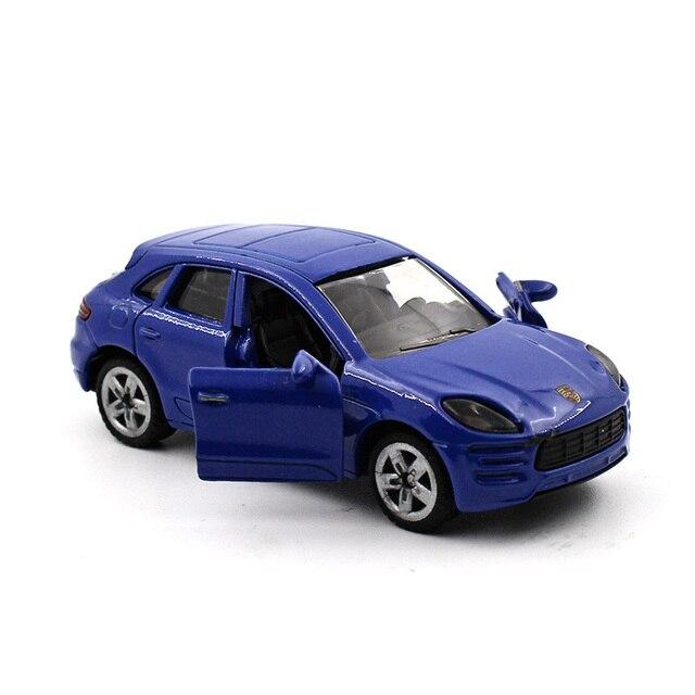Siku 1 64 Porsche Macan Suv Exquisite Workmanship Kids Toys Alloy